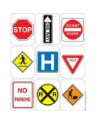 Safety signs | Parking Signs | parking posts