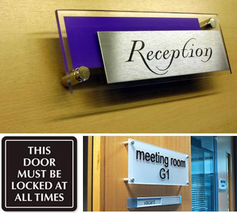 Custom engraved Door Signs Canada