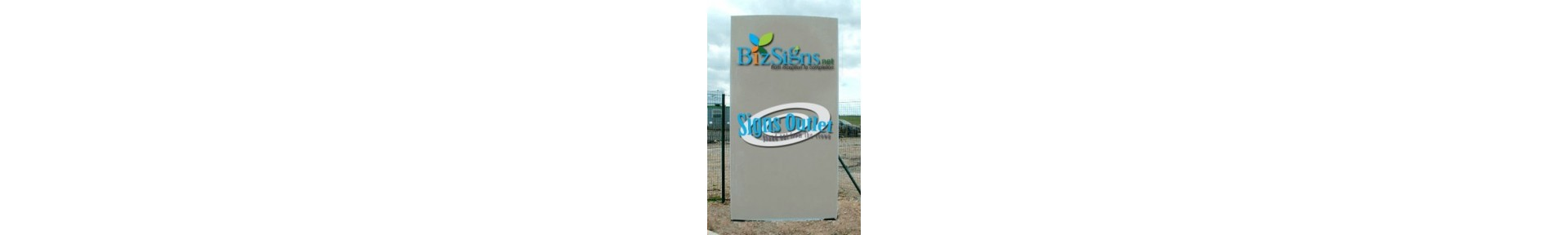 Industrial Pylon Signs in Canada | SignsOutlet