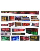 LED Displays video walls pylon signs