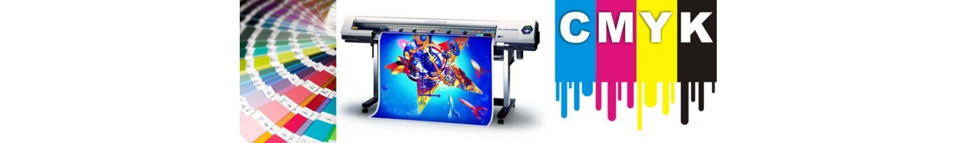 Full color image printing