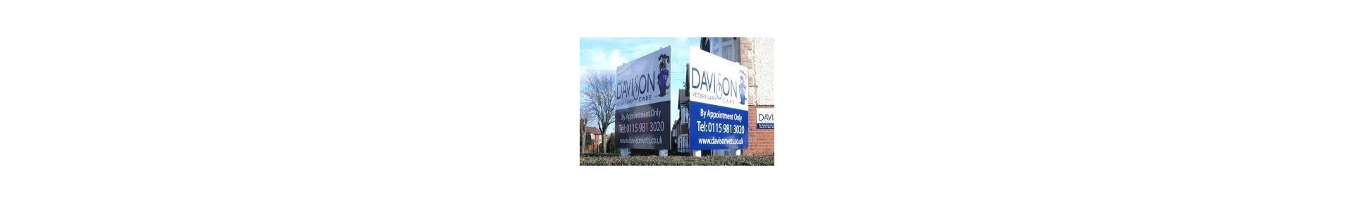 Post and Panel Signs, Business Signs, Architectural Signage | Hooks &