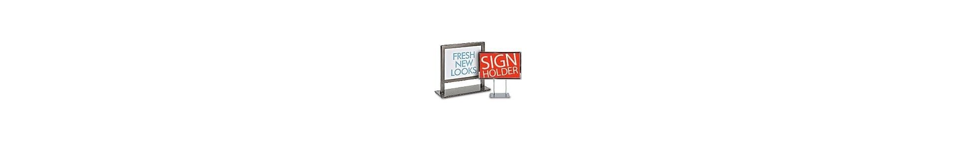 Metal Sign Holder | Metal Sign | Sign Holders