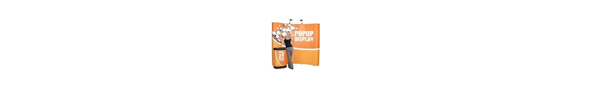 Pop up Banners Canada