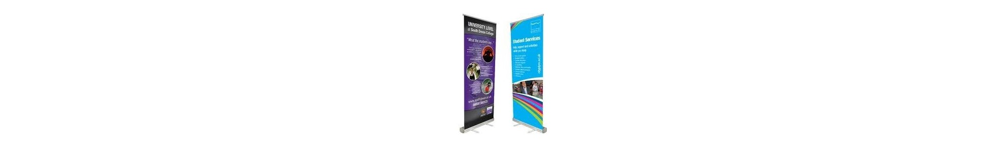 Pull Up Banner Stands, Pull Up Banners Canada.
