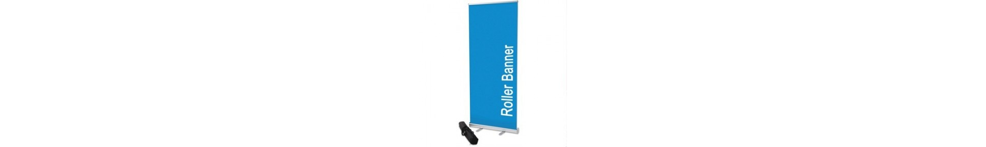 Roll Up Banner Stands.