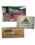Interior Signs indoor signs reception signs led signs