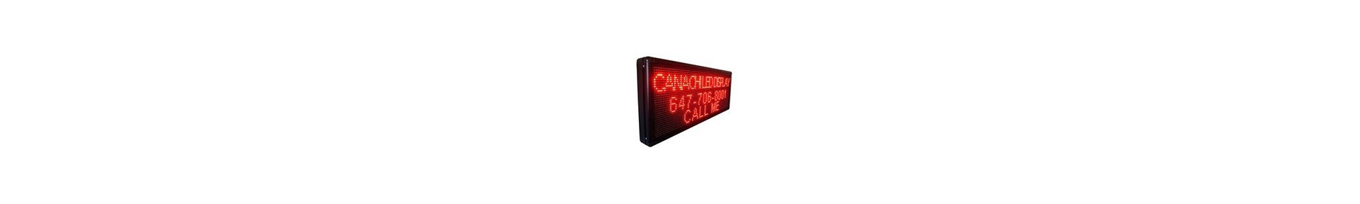 Custom LED Displays
