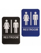 Wash Room Signs custom restroom sign